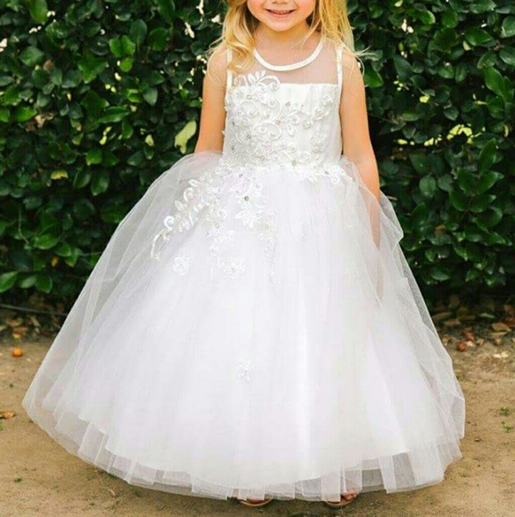 4ab27a840581 Tip Top Kids Dresses   Holy First Communion Girls Formal Dress ...